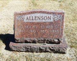Clara Nicoline <i>Swenson</i> Allenson