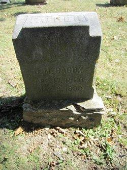 James Monroe Bacon