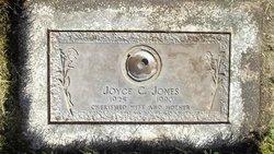 Joyce C <i>Schaaf</i> Jones