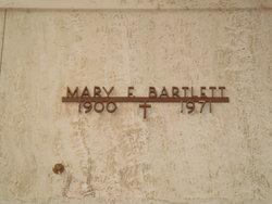 Mary Frances MiMi <i>Neville</i> Bartlett