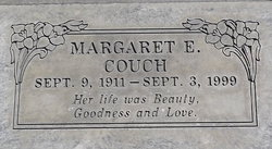 Margaret Evelyn <i>Anthony</i> Couch