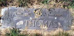 Norma M Thomas