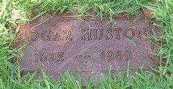 Edgar C Huston