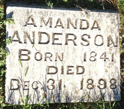 Amanda Melvina <i>BRIGGS</i> Anderson