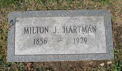 Milton J Hartman