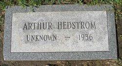 Arthur Hedstrom
