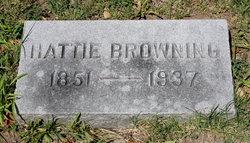 Hattie Browning