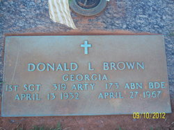 Donald Lawrence Brown