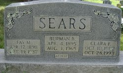 Fay Mozella <i>Buckland</i> Sears