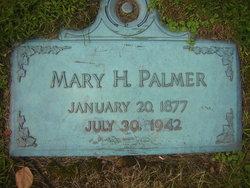 Mary H Palmer