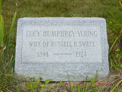 Lucy Humphrey <i>Young</i> Sweet