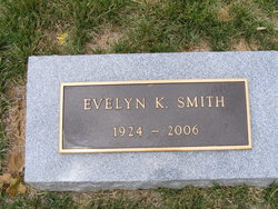 Evelyn K Smith