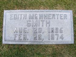 Edith Lillian <i>McWherter</i> Smith