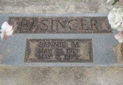 Fannie Mae <i>Biggerstaff</i> Basinger
