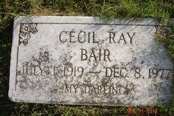 Cecil Ray Bair