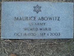 Maurice Abowitz