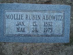 Mollie <i>Rubin</i> Abowitz