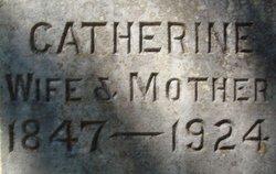 Catherine E Kate <i>Talkington</i> Benefield
