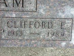 Clifford E Abram
