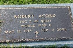 Robert Acord