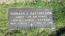 Donald L. Batcheldor