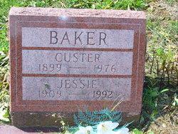 Custer Baker