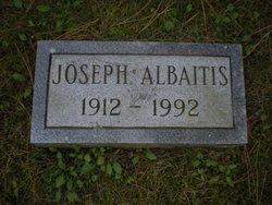 Joseph Albaitis