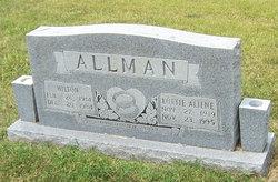 Lottie Aliene Allman