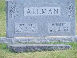 Ophelia Allman
