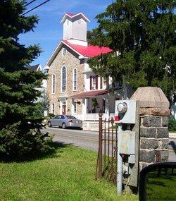 Elverson Methodist Cemetery