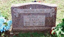 Charles Jefferson Charlie Davis