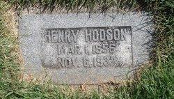 James Henry Hodson