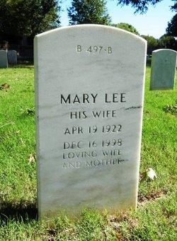 Mary Lee Tucker