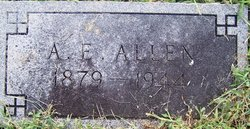 A Earl A.E. Allen