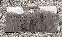 Seaborn Wright Cain