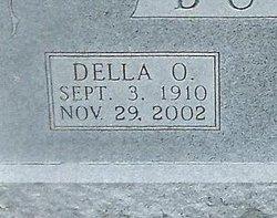 Della Opal <i>Swearengin</i> Burks