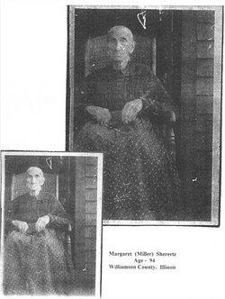 Margaret Peggy <i>Miller</i> Sherertz