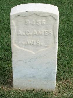 Pvt Ambrose C Ames