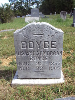 Havannah <i>Morgan</i> Boyce