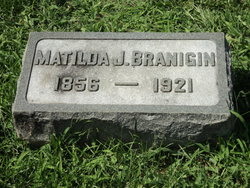 Matilda Jane <i>Bridges</i> Branigin
