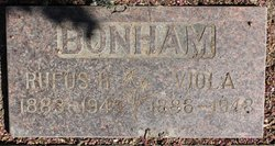 Rufus Harlen Bonham