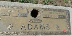 Paul B. Adams
