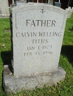 Calvin Welling Titus