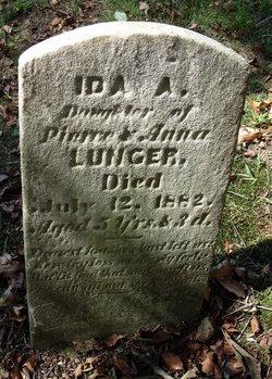 Ida A Lunger