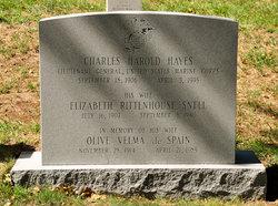 Elizabeth S Hayes