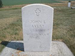John LeRoy Avery