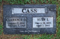 Ruth Irene <i>VanKirk Cass</i> Foster