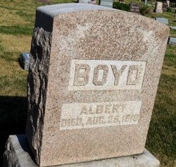 Albert E. Boyd