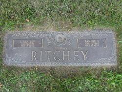 Fannie F <i>Snyder</i> Ritchey