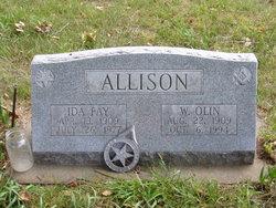 W Olin Allison